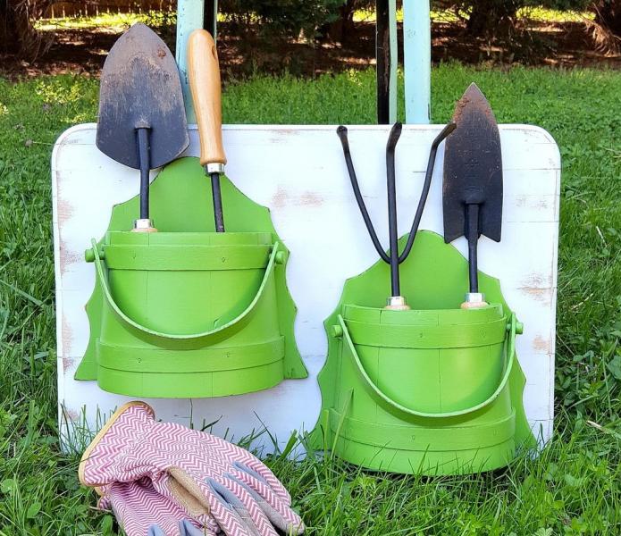 Органайзер для садовых инструментов