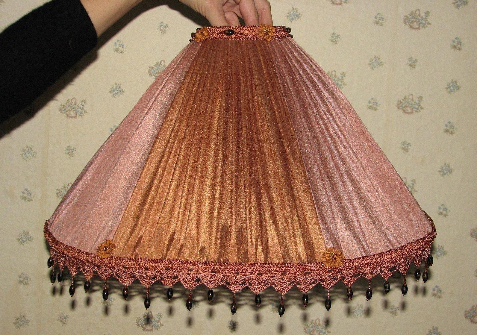 абажур для настольной лампы своими руками фото сексологи
