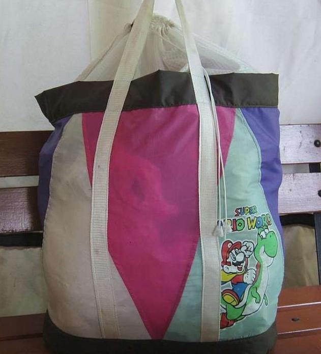 Самодельная сумка из зонта