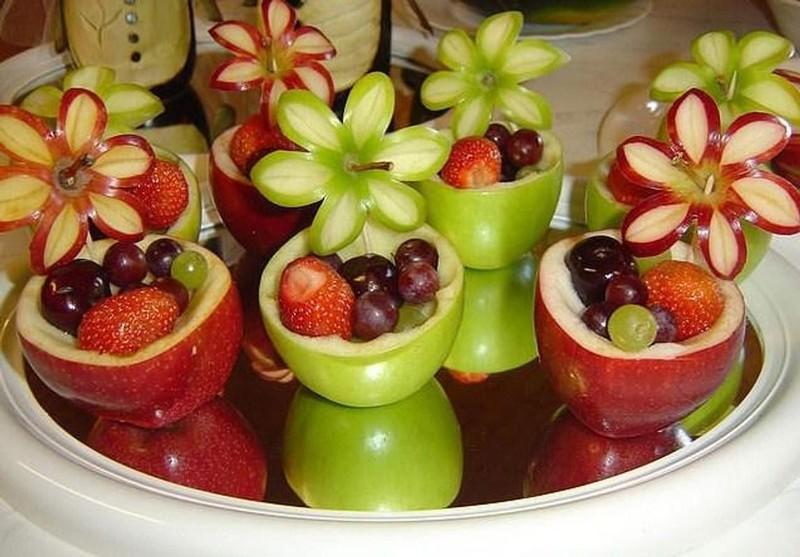 Оригинальные идеи использования овощей и фруктов для домашнего творчества: рекомендации и фото