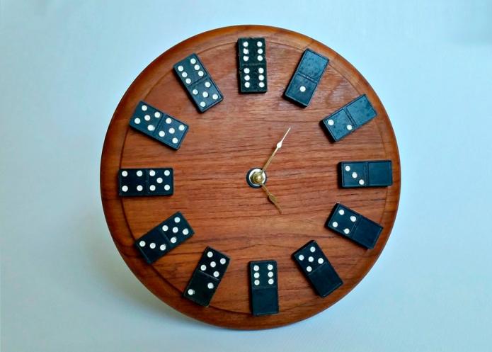 Оригинальные самодельные часы