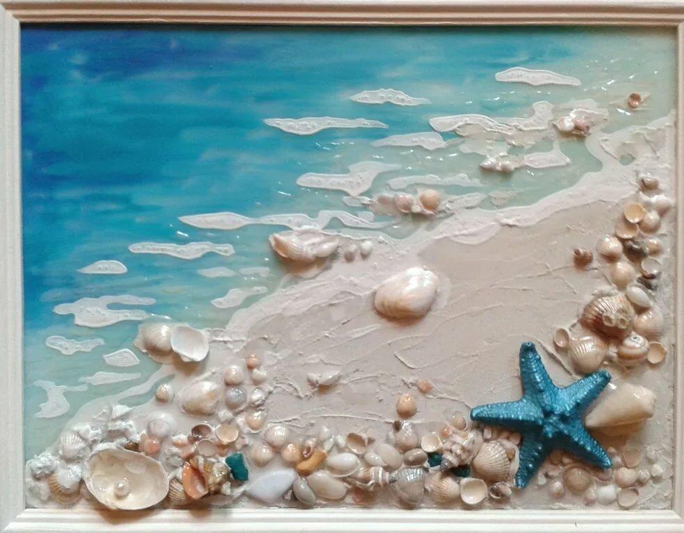 панно в морском стиле своими руками фото равнодушные