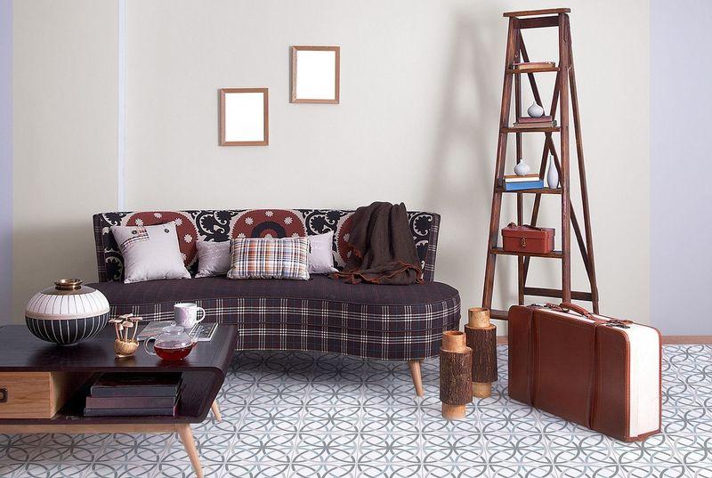 Необычные способы применения стремянки в интерьер квартиры и на даче