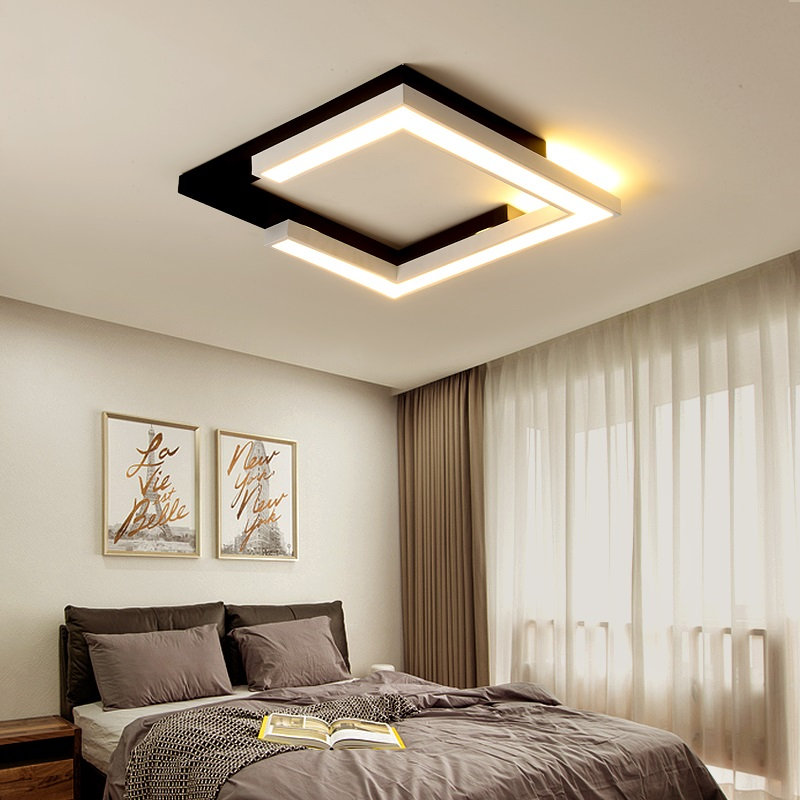 Геометричные светильники