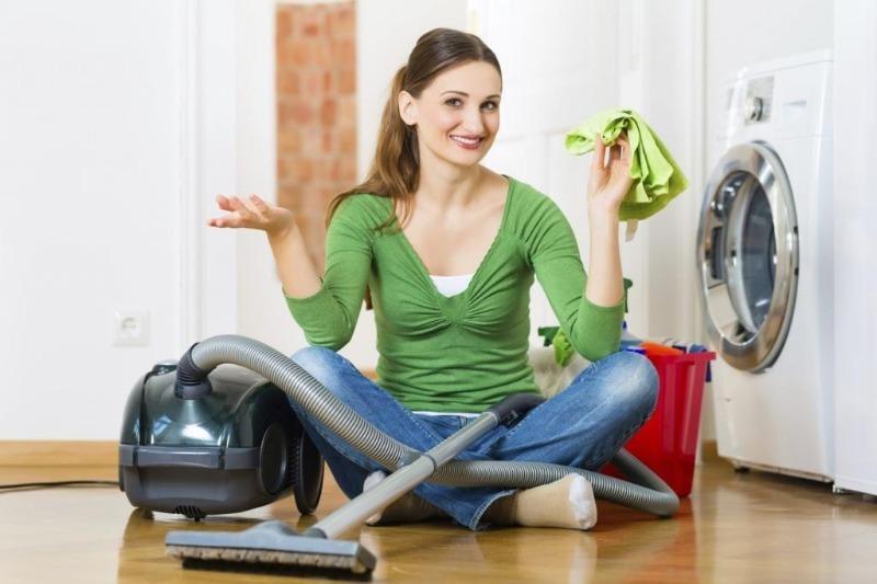 7 правил уборки, которые помогут сохранить ваше время и деньги