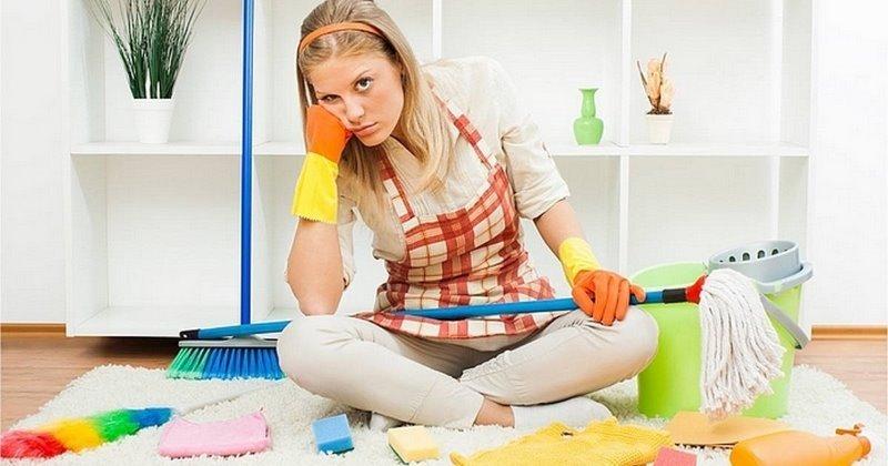 5 распространенных ошибок, которые допускаются при уборке маленькой квартиры