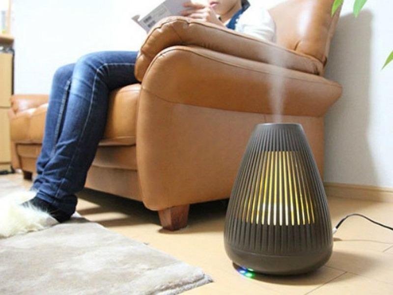 7 простых идей увлажнения воздуха в квартире