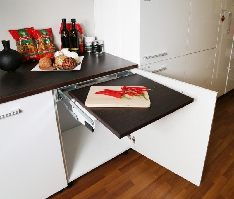 5 хитростей для маленькой кухни, о которых должна знать каждая хозяйка