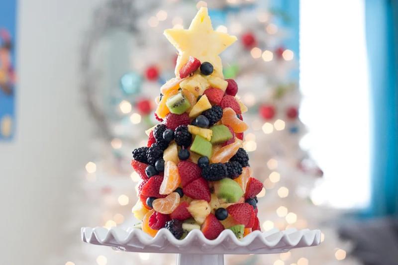 9 креативных способов создать на Новый год необычную елку