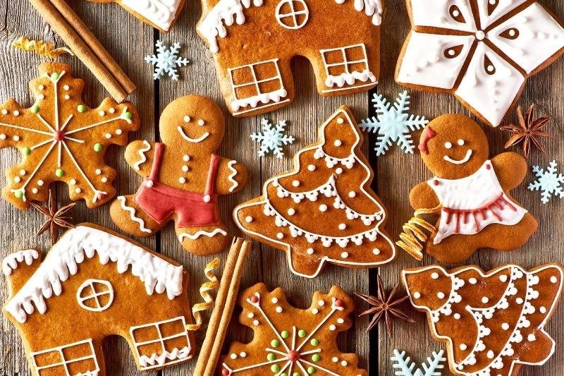 5 самых вкусных рецептов печенья, которые стоит попробовать на Рождество
