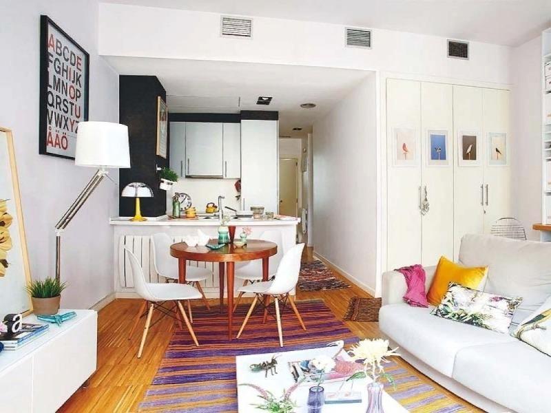 10 лайфхаков, которые помогут сделать маленькую квартиру визуально большой