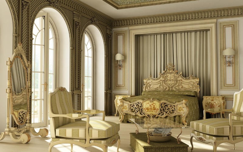 Современная квартира, которая бы понравилась Марие-Антуанетте: 5 простых приемов добавить в интерьер королевского шика