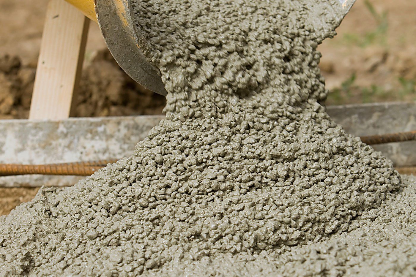 как улучшить бетонный смесь
