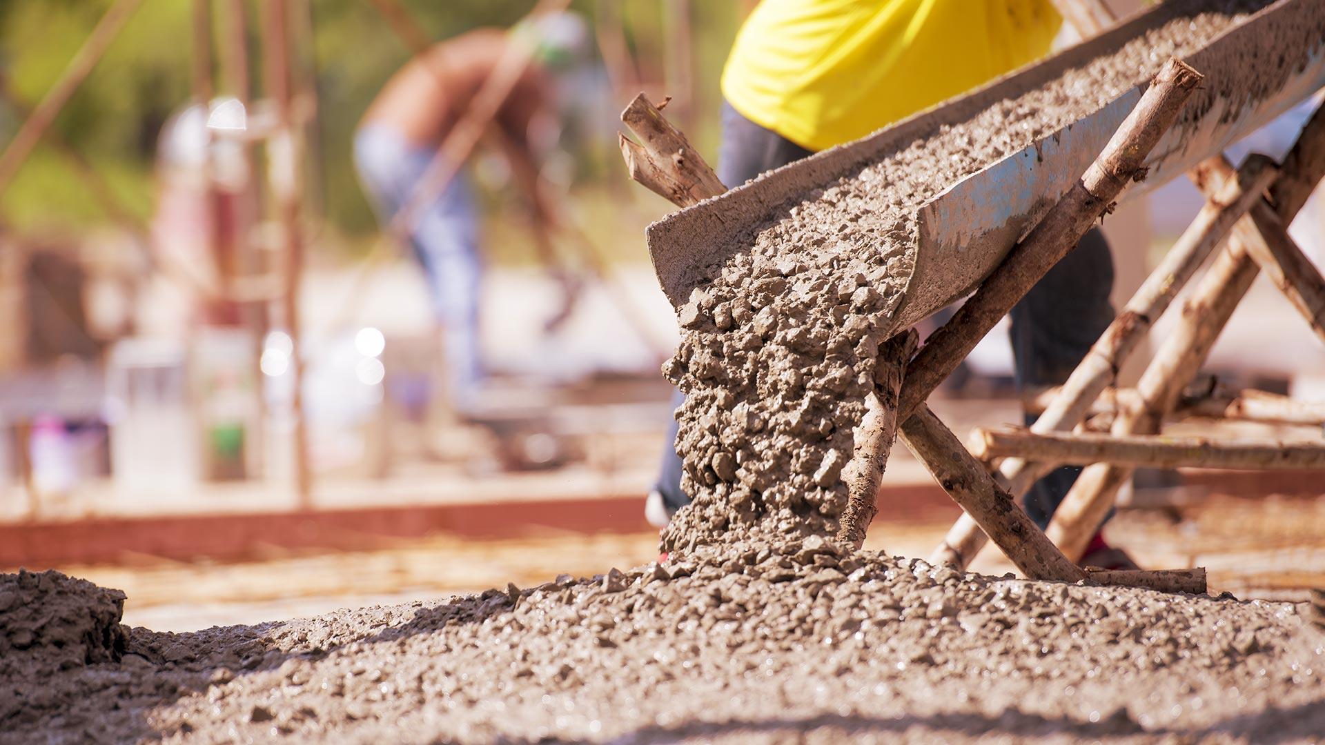 Основные виды бетона и их свойства