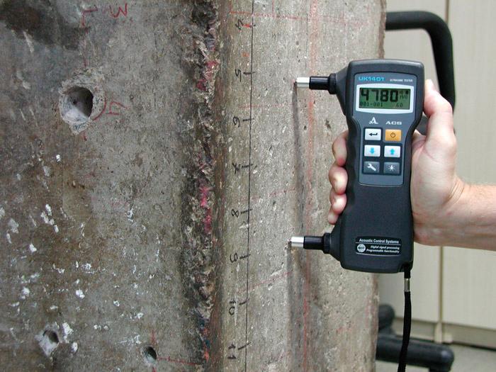 Основные методы проверки бетона на прочность